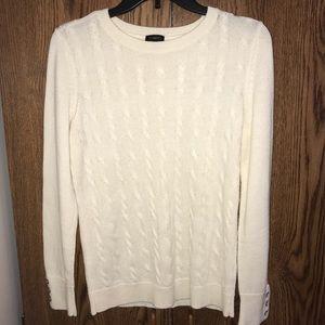 EUC Talbots Sweater Size M.